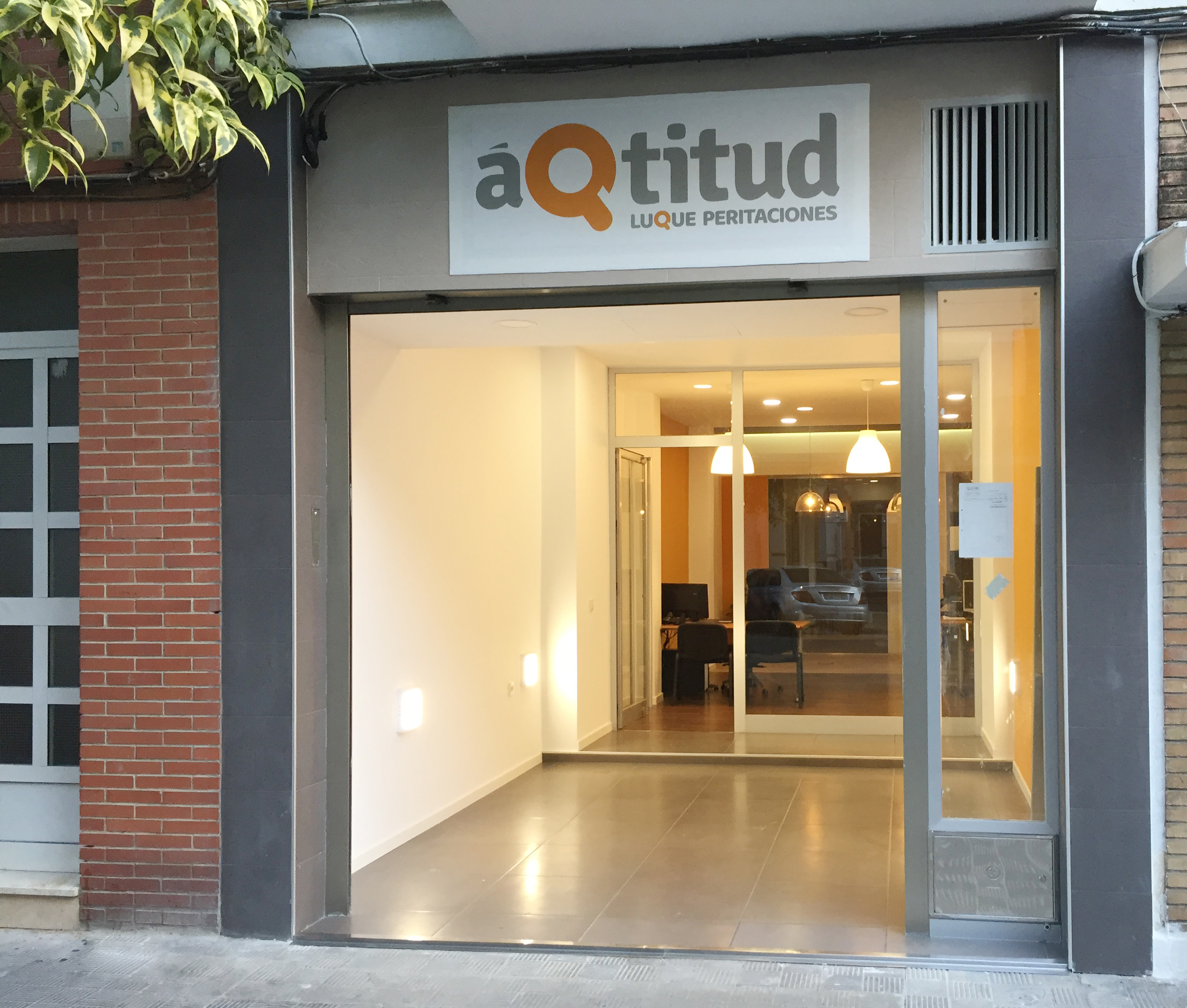Áqtitud Luque Peritaciones estrena instalaciones y Centro de Peritaciones