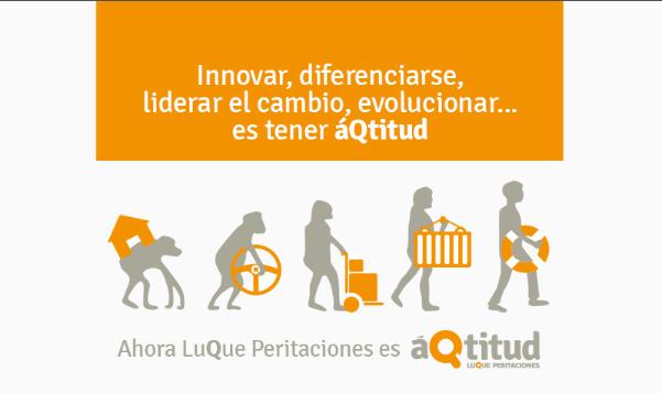 áQtitud Luque Peritaciones estrena identidad visual y website