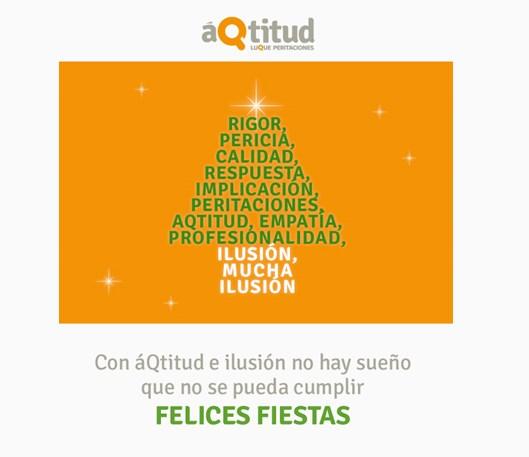 áQtitud te desea Felices Fiestas!!