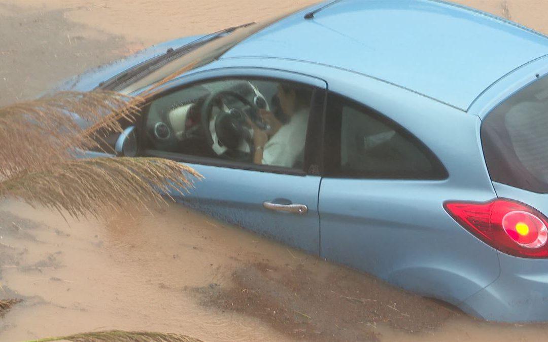 áQtitud: Nuestra empresa pericial achica agua en inundaciones